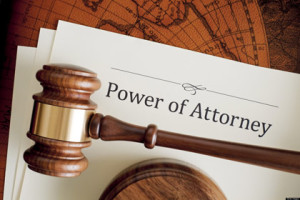 Power of Attorney Palm Desert